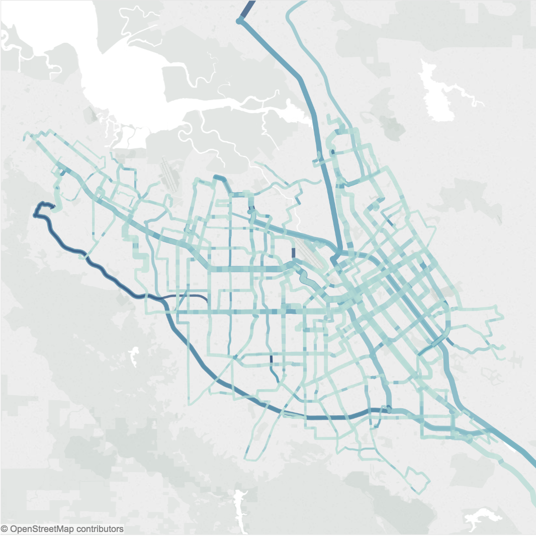 vta network speed highlighted